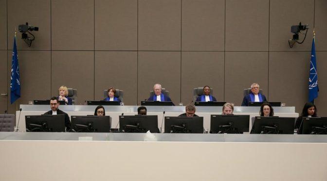 """Ištraukos iš Tarptautinio Baudžiamojo Teismo nuosprendžio byloje """"Prokuroras prieš Germain Katanga"""""""