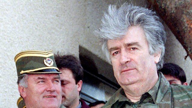 R. Karadžičius lieka išteisintas dėl kaltinimo genocidu Bosnijos savivaldybėse