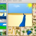 Senovės Egipto paveikslėlis ir galimybė rinktis kitus paveikslėlius