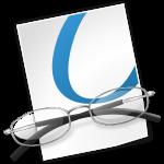 Programos Okular ženklas