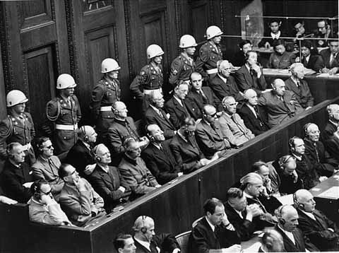 Įsivaizduokime čekistus nacių vietoje