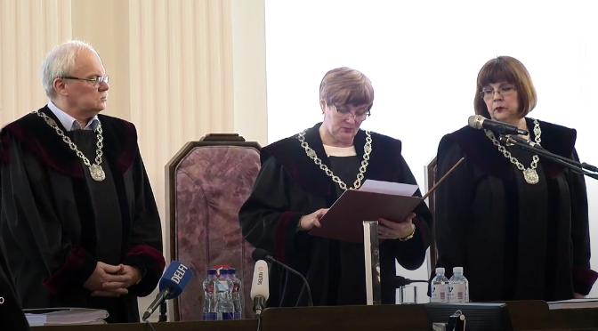 Pastabos Sausio 13-osios bylos nuosprendžio paraštėse