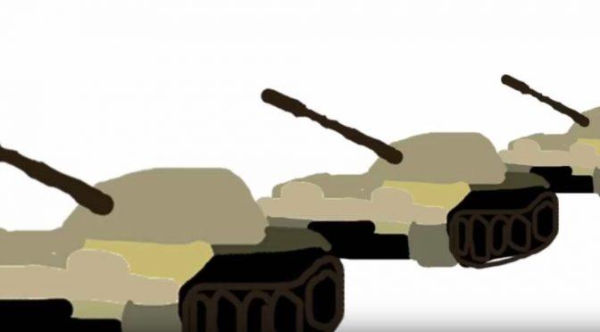 Sausio 13-osios bylos iššūkiai teismui V: ar sovietų kariuomenė naudojo teroro priemones?